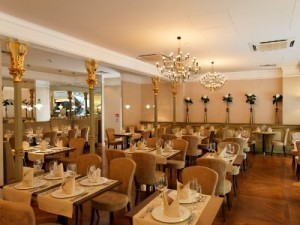 Restaurant 1880 de la Bariera Herastraului