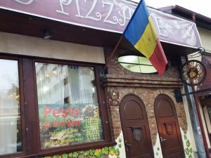 Garlic Pub de pe str.Eminescu este o poezie