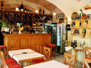 Restaurant Il Peccato din Centrul Vechi
