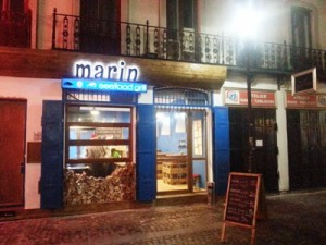 Marin Seafood Grill din Centrul Vechi