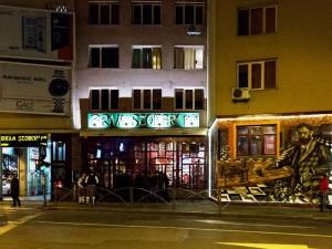 Revoluţie culinară la Bram Stoker's Pub – închis