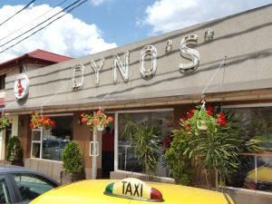 La Casa Dyno's se gătește românește